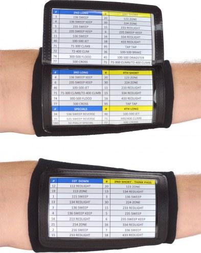 Sports Unlimited Adult Football Triple Wrist Coach