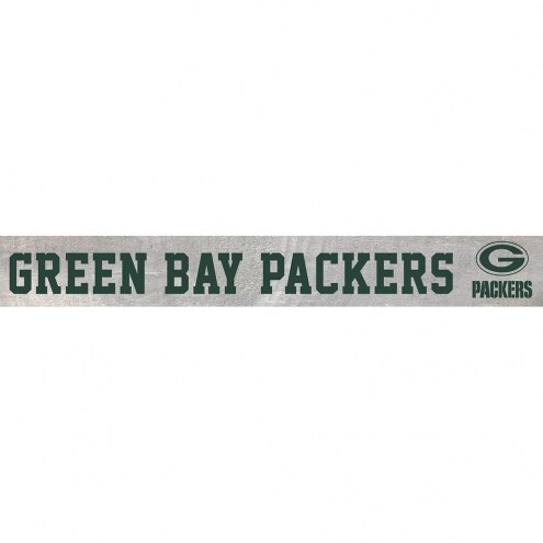 Green Bay Packers Barn Board