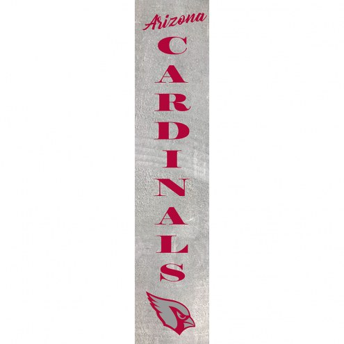 Arizona Cardinals Vertical Barn Board