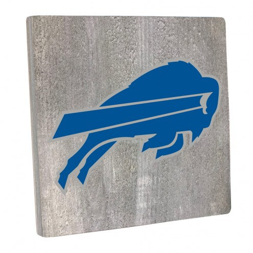 Buffalo Bills Vintage Square Wall Sign