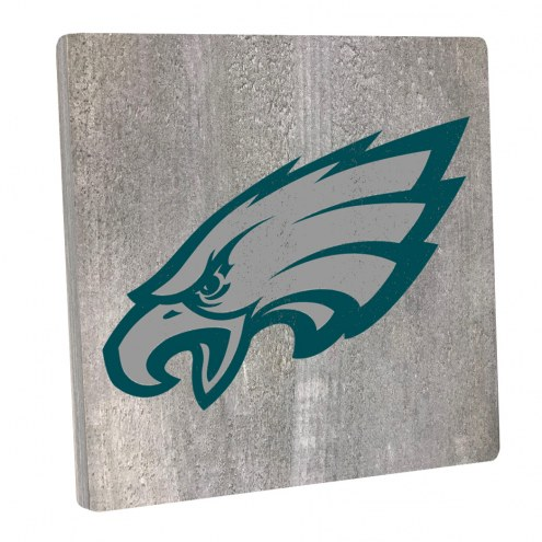 Philadelphia Eagles Vintage Square Wall Sign