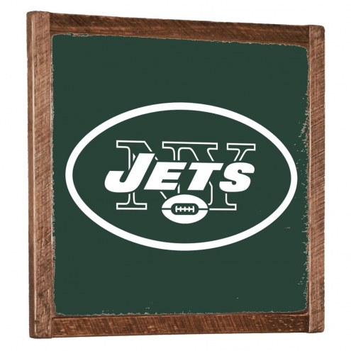New York Jets Vintage Wall Art