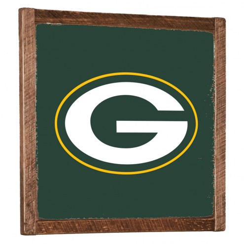 Green Bay Packers Vintage Wall Art