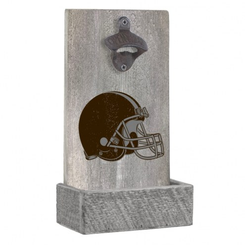 Cleveland Browns Wall Mounted Bottle Opener