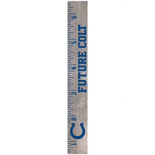 Indianapolis Colts Growth Chart