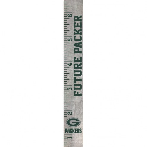 Green Bay Packers Growth Chart