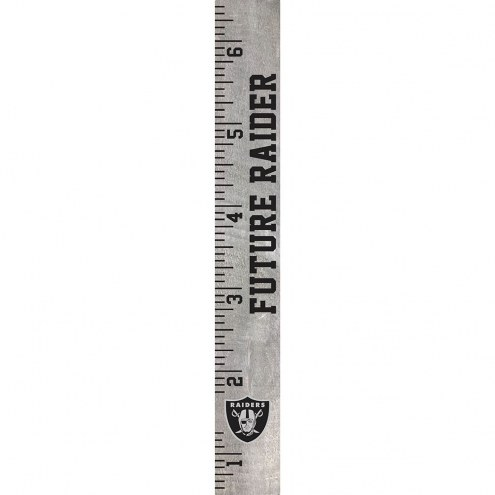 Oakland Raiders Growth Chart
