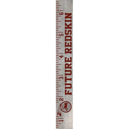 Washington Redskins Growth Chart