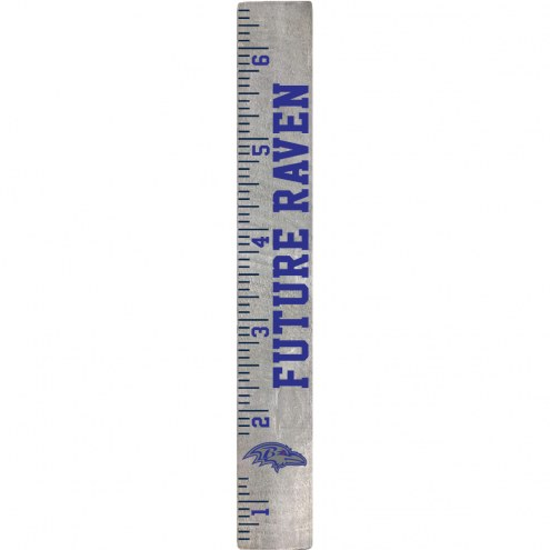 Baltimore Ravens Growth Chart