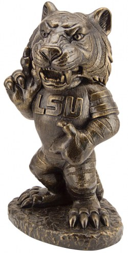 "LSU ""Mike the Tiger"" Stone College Mascot"