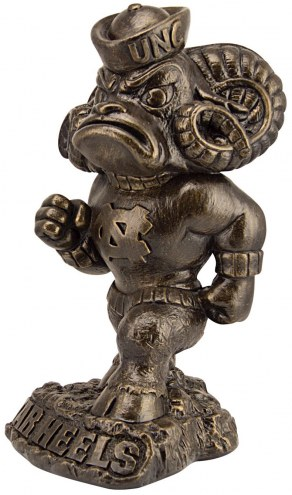 "North Carolina ""Tar Heel"" Stone College Mascot"