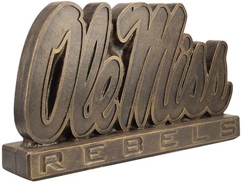"Mississippi Rebels ""Ole Miss"" Stone College Mascot"