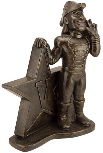 "Vanderbilt ""Commodore"" Stone College Mascot"