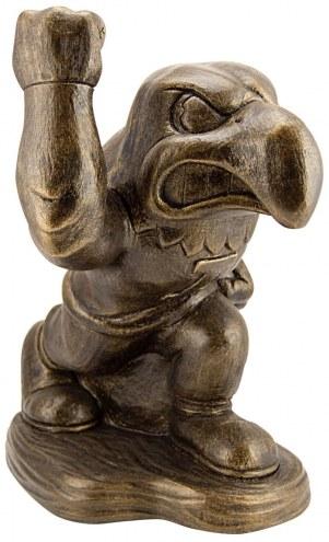 """Iowa Hawkeyes """"Herky"""" Stone College Mascot"""