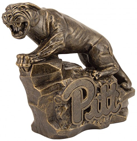 "Pittsburgh ""Pitt Panther"" Stone College Mascot"