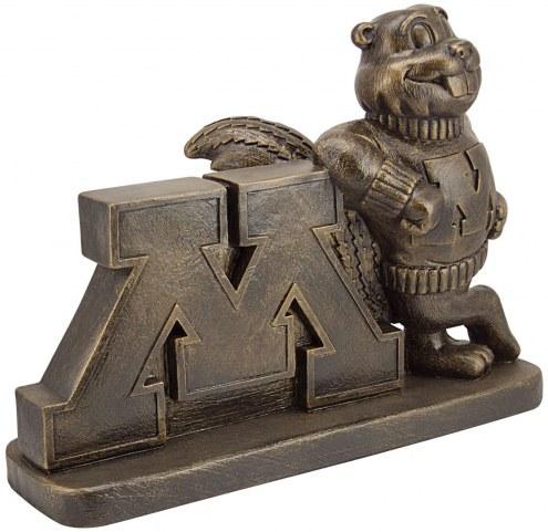 "Minnesota ""Golden Gopher"" Stone College Mascot"