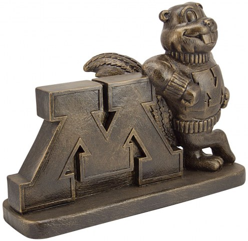 "Minnesota ""Golden Gopher"" Stone College Mascot"