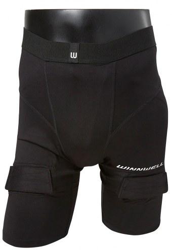 Winnwell Hockey Youth Jock Compression Shorts