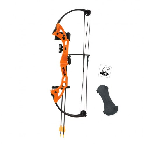 Bear Archery Brave Youth Bow Set - Right Handed