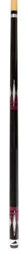 "Mizerak 57"" Premium Two-Piece Hardwood Cue Stick"