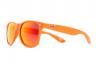 Orange/Maroon