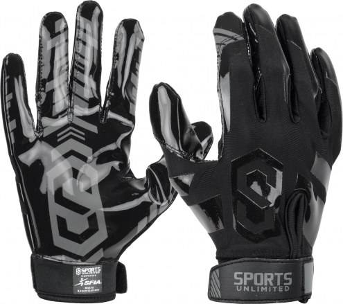 Sports Unlimited Clutch Adult Football Receiver Gloves