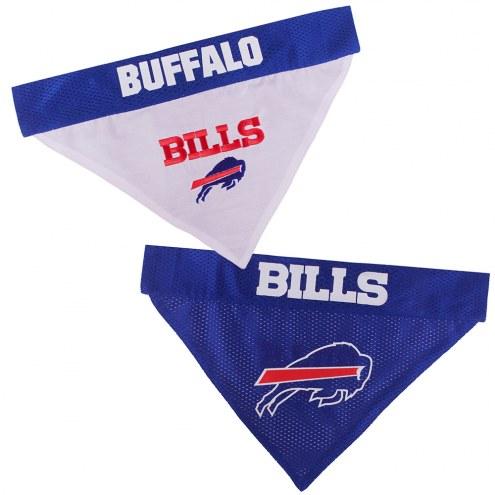 Buffalo Bills Reversible Dog Bandana