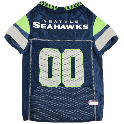 Seattle Seahawks Dog Football Jersey