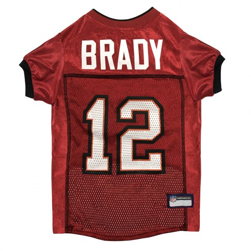 Tampa Bay Buccaneers Tom Brady Dog Football Jersey