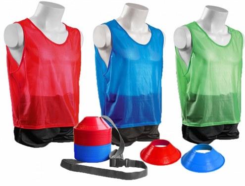 Kwik Goal Mini Cone and Vest Pack
