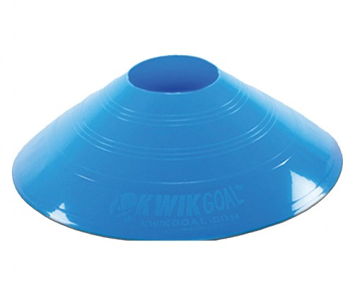Kwik Goal Small Disc Cones - 25 Pack