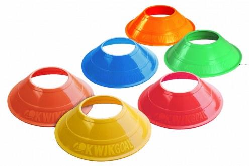 Kwik Goal Mini Disc Cones - 25 Pack