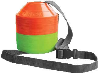 Kwik Goal Hi-Vis Mini Disc Cone Kit