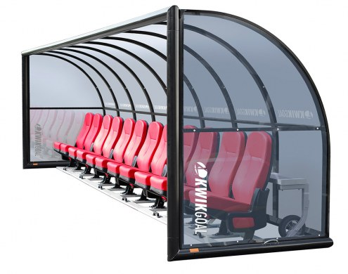 Kwik Goal Portable Elite Shelter with Luxury Seats - 30 ft