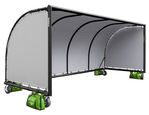 Kwik Goal Club Sports Shelter - 15 ft