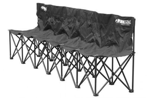 Kwik Goal 6 Seat Kwik Bench Soccer Bench