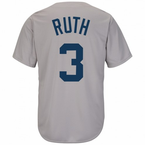 Boston Red Sox Babe Ruth Cooperstown Replica Baseball Jersey