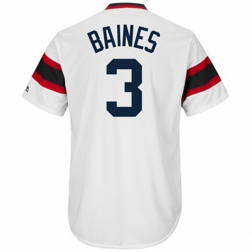 Chicago White Sox Harold Baines Cooperstown Replica Baseball Jersey