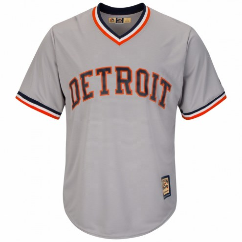 Detroit Tigers Cooperstown Replica Baseball Jersey