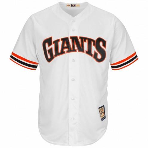 San Francisco Giants Cooperstown Replica Baseball Jersey