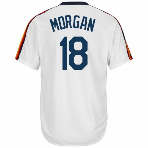 Houston Astros Joe Morgan Cooperstown Replica Baseball Jersey