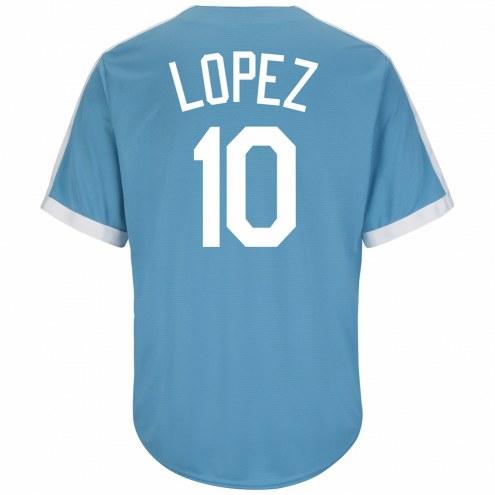 Brooklyn Dodgers Al Lopez Cooperstown Replica Baseball Jersey