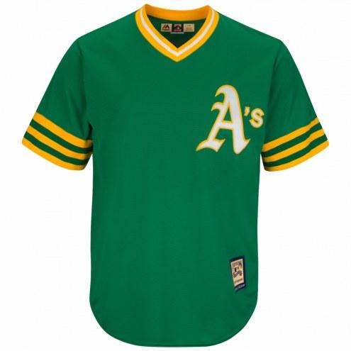 Oakland Athletics Cooperstown Replica Baseball Jersey