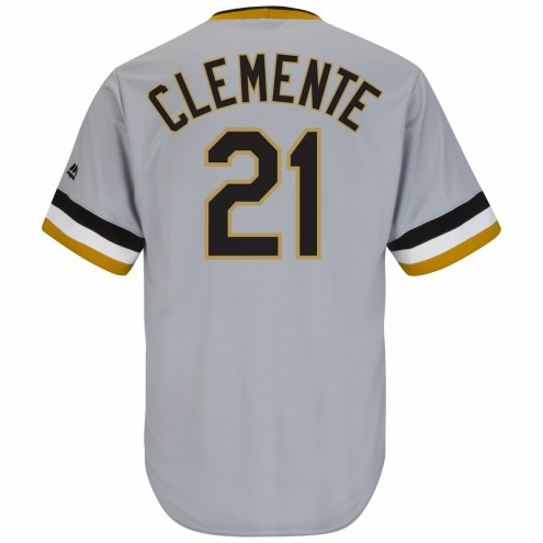 Pittsburgh Pirates Roberto Clemente Cooperstown Replica Baseball Jersey