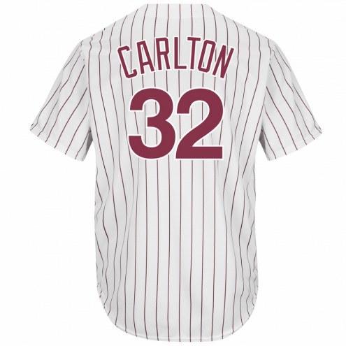 Philadelphia Phillies Steve Carlton Cooperstown Replica Baseball Jersey