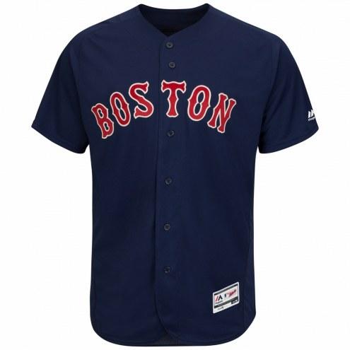 Boston Red Sox Authentic Navy Alternate Baseball Jersey