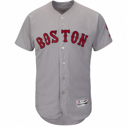 Boston Red Sox Authentic Road Baseball Jersey