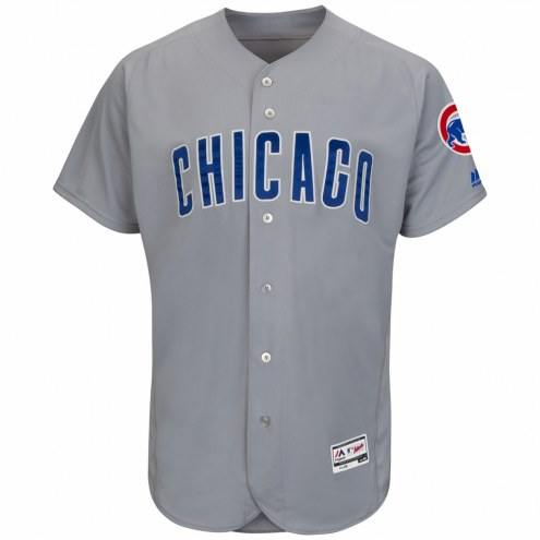 Chicago Cubs Authentic Road Baseball Jersey