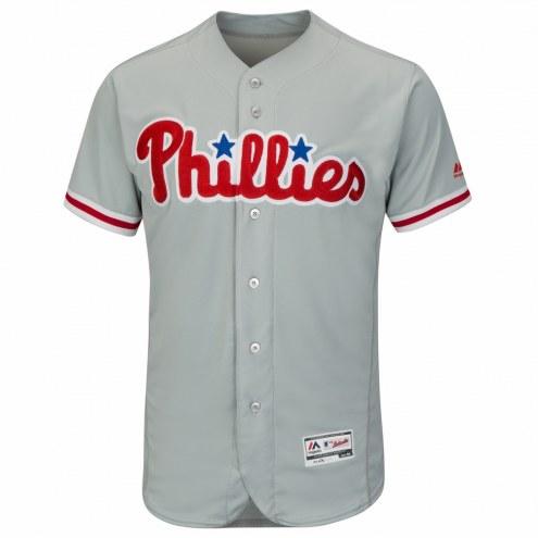 Philadelphia Phillies Authentic Road Baseball Jersey