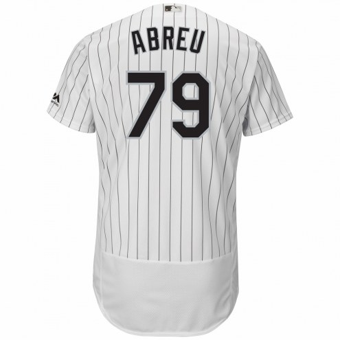 Chicago White Sox Jose Abreu Authentic Home Baseball Jersey